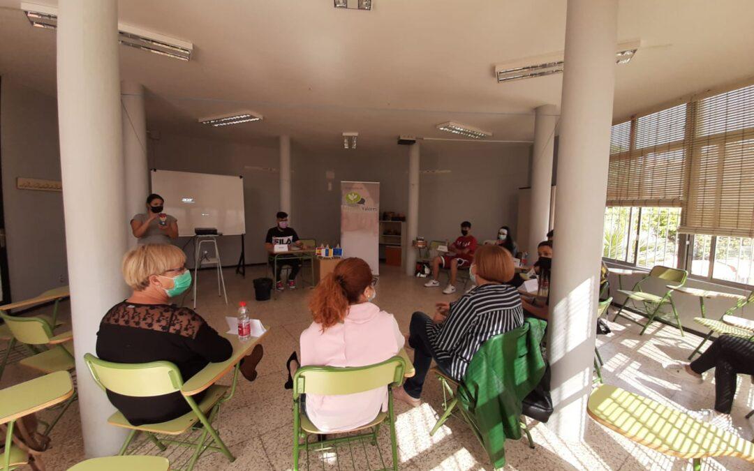 """Debate intergeneracional """"La situación de las personas mayores durante el confinamiento"""""""